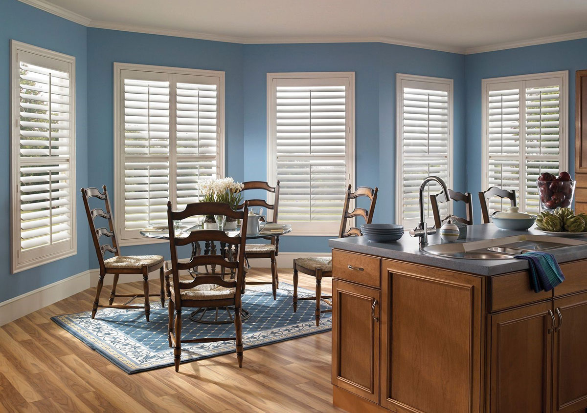 Shutters by Blended Blinds Colorado