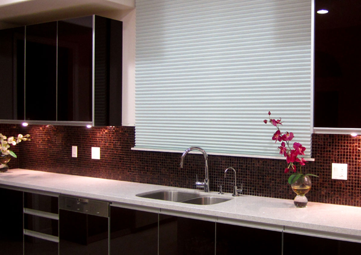 Honeycomb Blinds by Blended Blinds Colorado