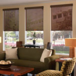 Solar Shades by Blended Blinds