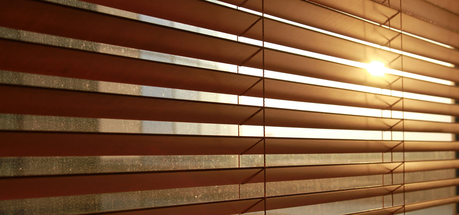 Wake up the way you want to Blended Blinds custom blinds
